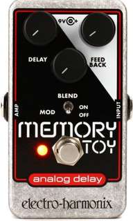 Ehx Memory Toy Analog Delay Pedal