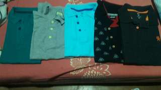 Max polo shirt for 10-13 years old kids