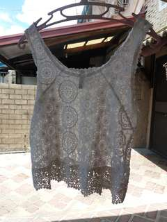 Divided by h&m preloved top