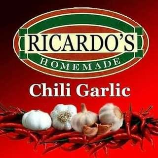 Ricardo's Chili Garlic