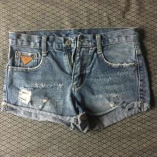 Denim Shorts FOR TAKE ALL (S)