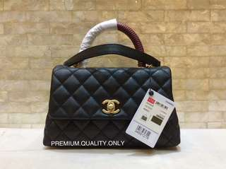 Boutique Quality Chanel Coco Handle