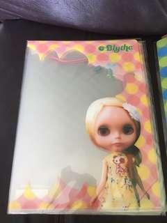 Blythe File D