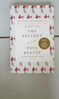 The Sellout by Paul Betty