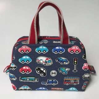 Mini Loaf Bag- Automobile. Handmade.