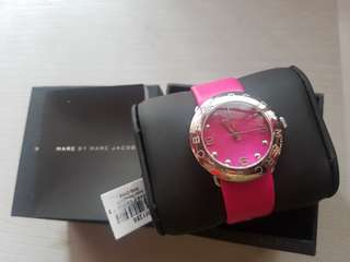 Marc Jacob Big Round Watch with tag
