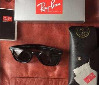 Authentic RayBan Polarized Sunglasses