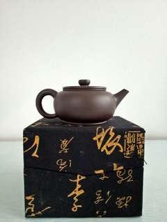 Unused Teapot
