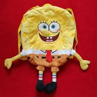 Spongebob backpack
