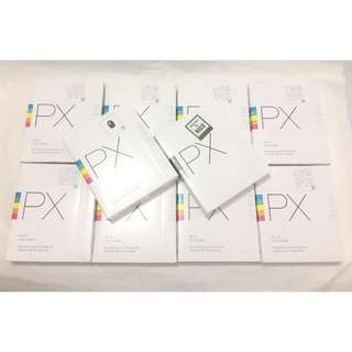 寶麗來底片 x 猿人 (10盒) Polaroid SX-70 Film Impossible for Bape PX 70 Color Shade by Nigo (10 Pcs) 過期 expired