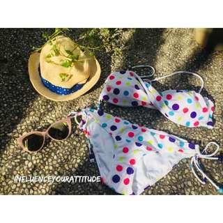 Polka Dots Swimmwear P150