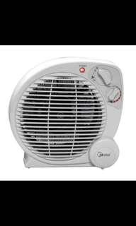 美的 NFA20 2000瓦 暖風機  型號:NFA20 品牌:Midea 美的