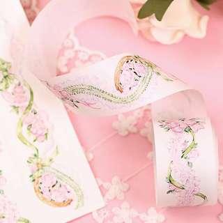 (PO) Rose Garden Washi Tape
