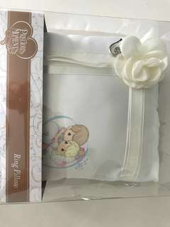 Precious Moments Ring Pillow - for wedding