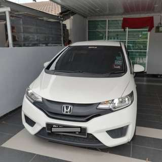 Honda Jazz 1.5 S spec