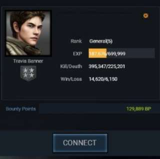 Blackshot 4 Star Account