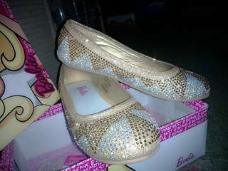 Barbie Preloved Doll Shoes