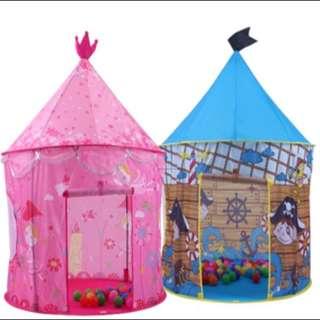 Castle Baby Kids Tent