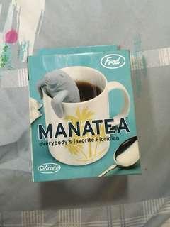 Manatee Tea Infuser