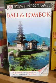 DK Eyewitness Travel - Bali and Lombok (Indonesia)