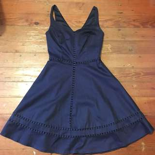 Portmans navy dress