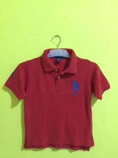 Polo Shirt Anak 5th