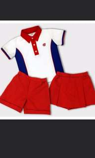 Looking for S size PCF boy's uniform