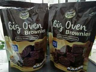 Big Ovn Brownies