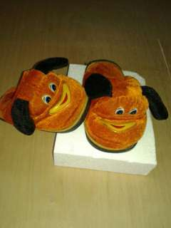 Animals indoor slippers