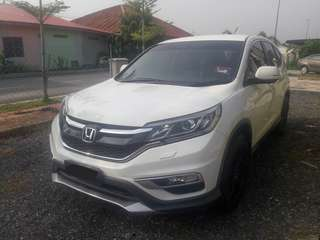 HONDA CRV 2.0 CONTINUE LOAN