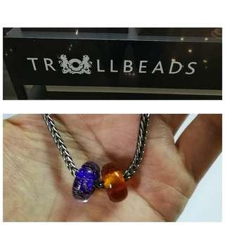 Trollbeadd 純銀 手鏈
