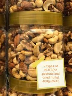 Roast On Demand MIXED NUTS