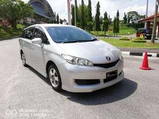 Toyota Wish 2010 (A)