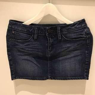 Levi's Lady Style Denim Skirt
