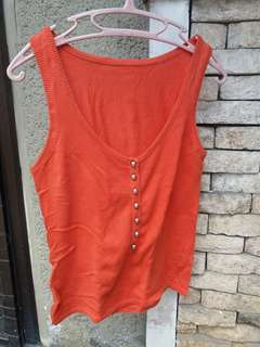 Preloved Sleeveless