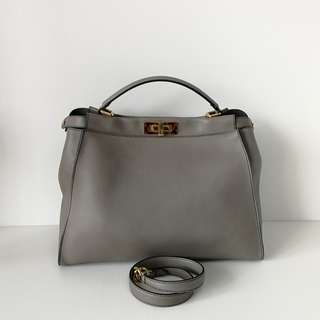 Authentic Fendi Peekaboo Bag