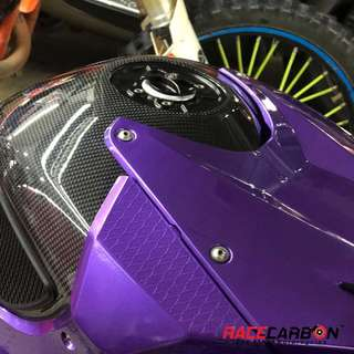 BMW S1000RR Carbon Fibre Tank Covers for Sale