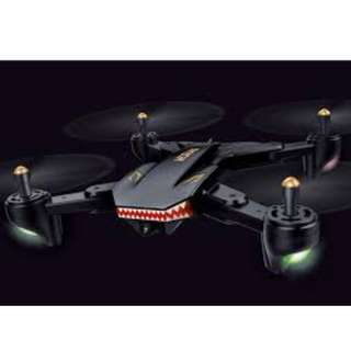 20mins flight time VISUO XS809S BATTLE SHARKS 720P WIFI FPV With Wide Angle Camera RC Quadcopter