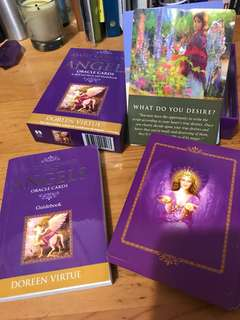 Daily Guidance from Your Angels Oracle Card