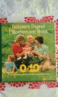 Mothercare book by Readers Digest