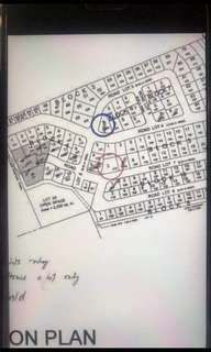Corner Lot for sale! Installment Basis, (Clean title)