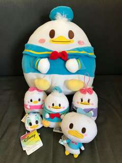 Disney 迪士尼 公仔 Donald duck 唐老鴨 紙巾套