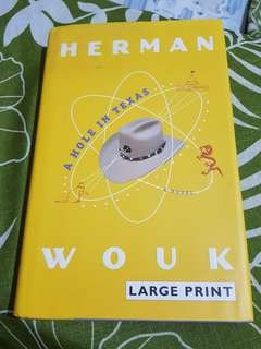 A Hole in Texas (Herman Wouk)