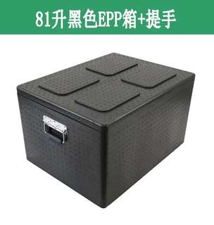 Ice cooler box EPP material