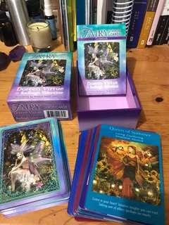 Fairy Tarot Card