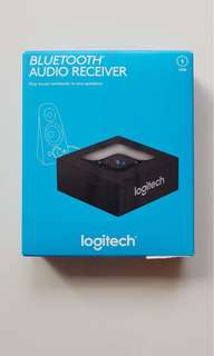 Logitech Bluetooth Audio Reciever (Wireless Streaming)