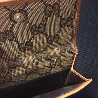 Gucci purse wallet