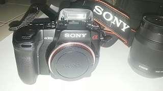 Sony Alpha DSLR A300