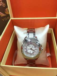 Authentic Overrun Coach Watches with Complete Inclusions, Box and Paperbag