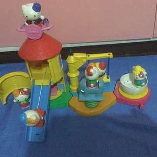 Hello Kitty Playground Set